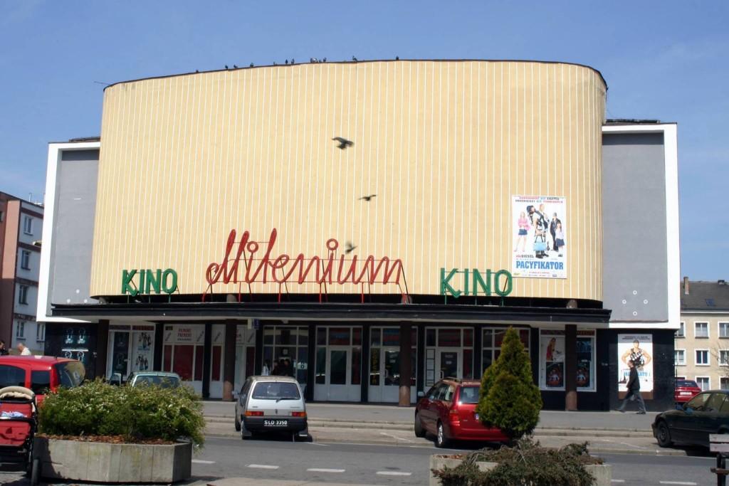kino milenium słupsk zwiedzanie