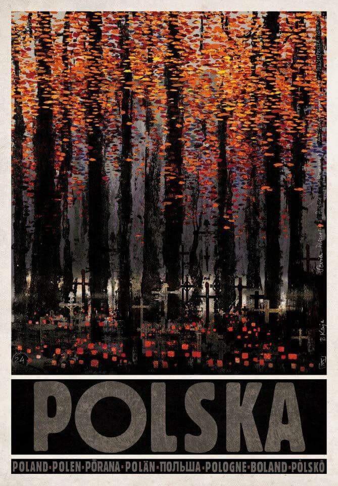 Polska Na Plakatach I To Jakich Niezwykła Seria Ryszarda