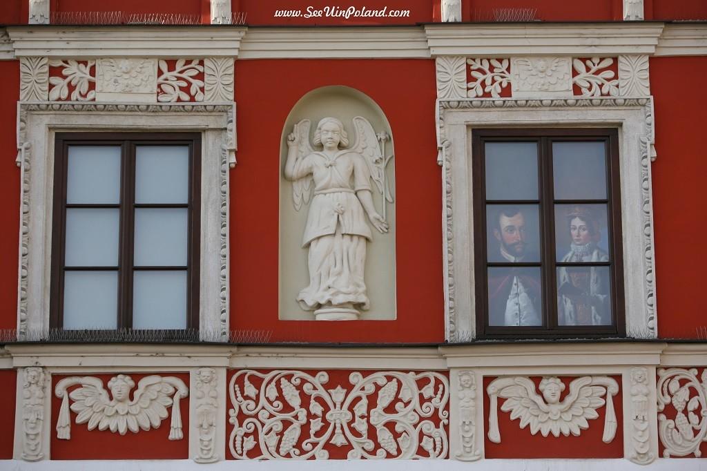 Zamość kamienice ormiańskie