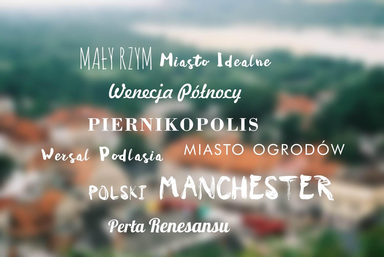 polskie miasta ksywki