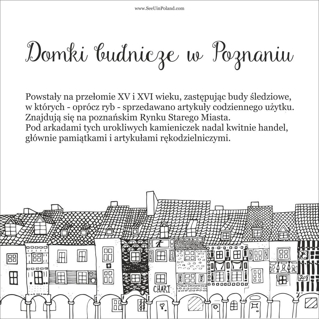 domki budnicze Poznań