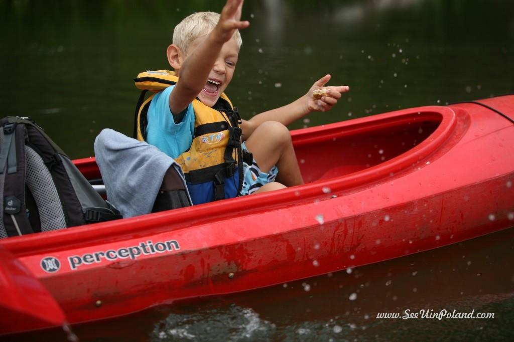 kajaki warka pilica nadpilice.pl canoeing in poland