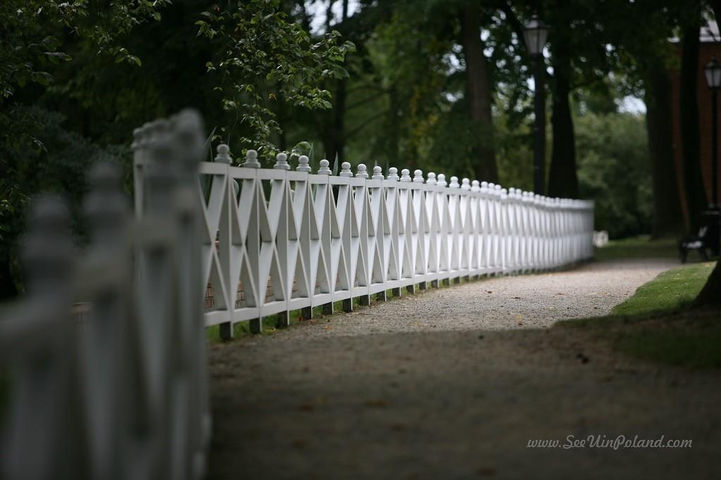park pułaskiego warka