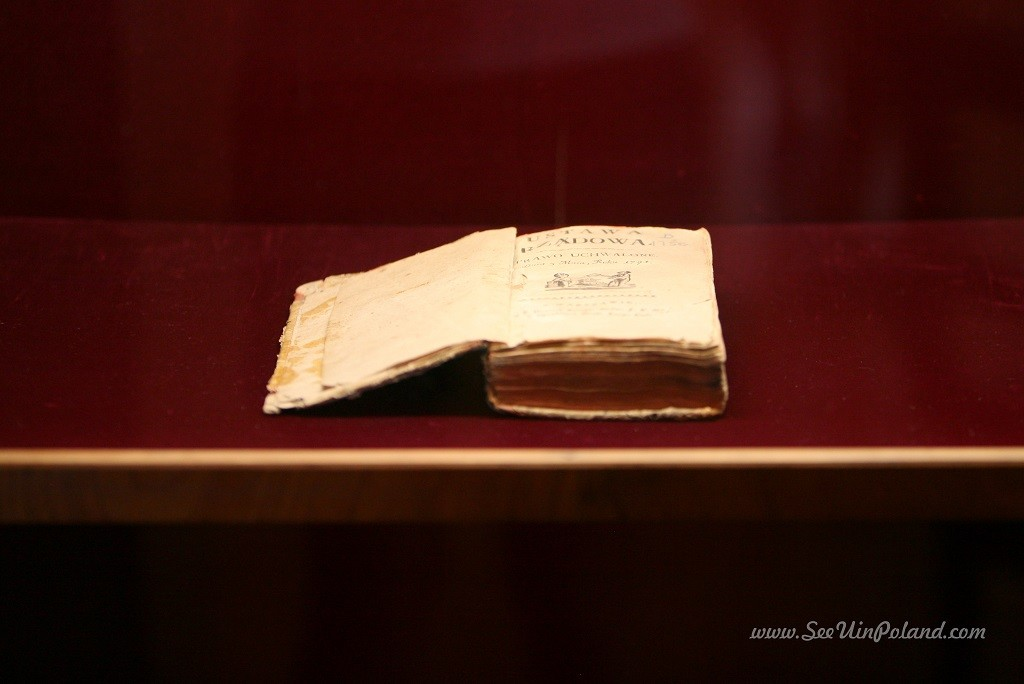 konstytucja 3 maja warka kazimierz pułaski