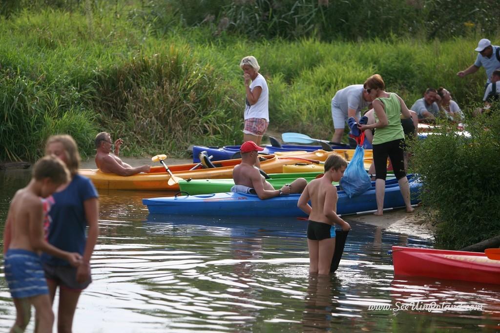 kajaki nad pilicą spływy warka nadpilice.pl canoeing in poland