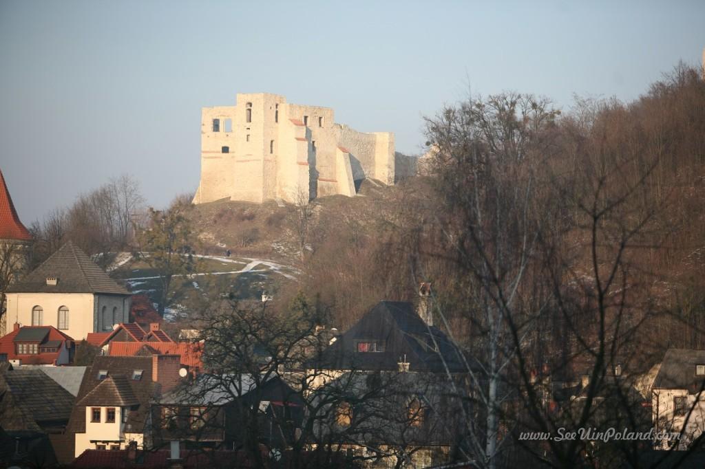 Kazmierz Dolny Zamek