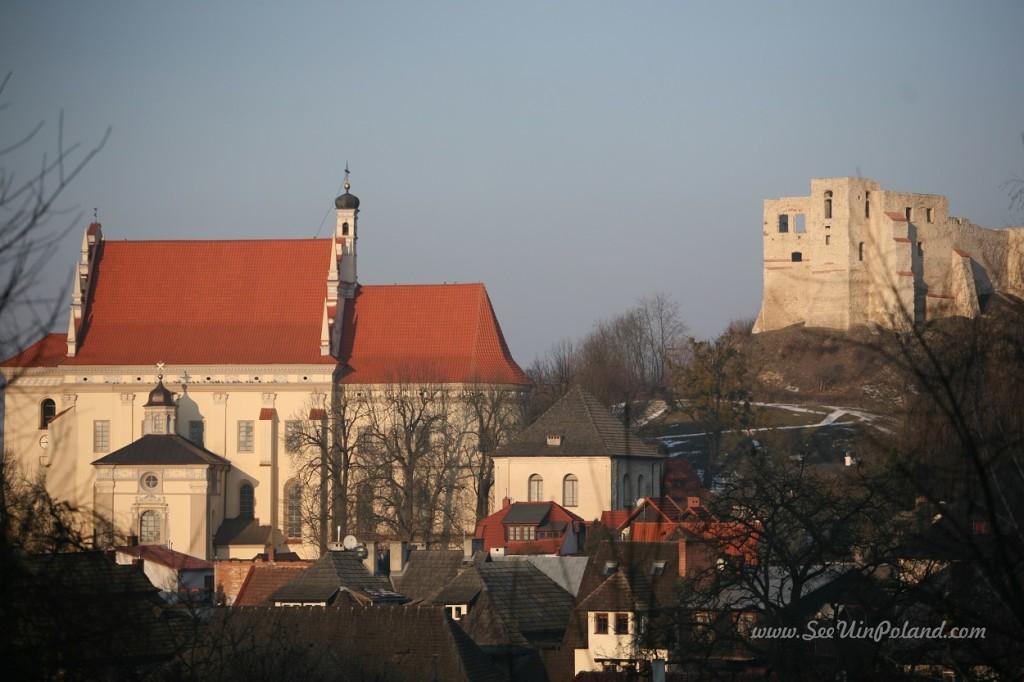 Kazimierz Dolny Zamek