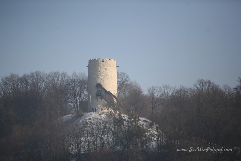 kazimierz dolny ruiny zamku