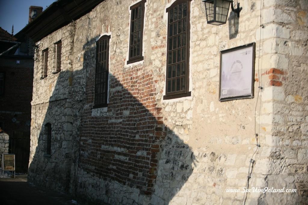 Kazimierz Dolny synagoga
