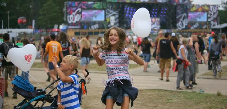 Woodstock z dziećmi