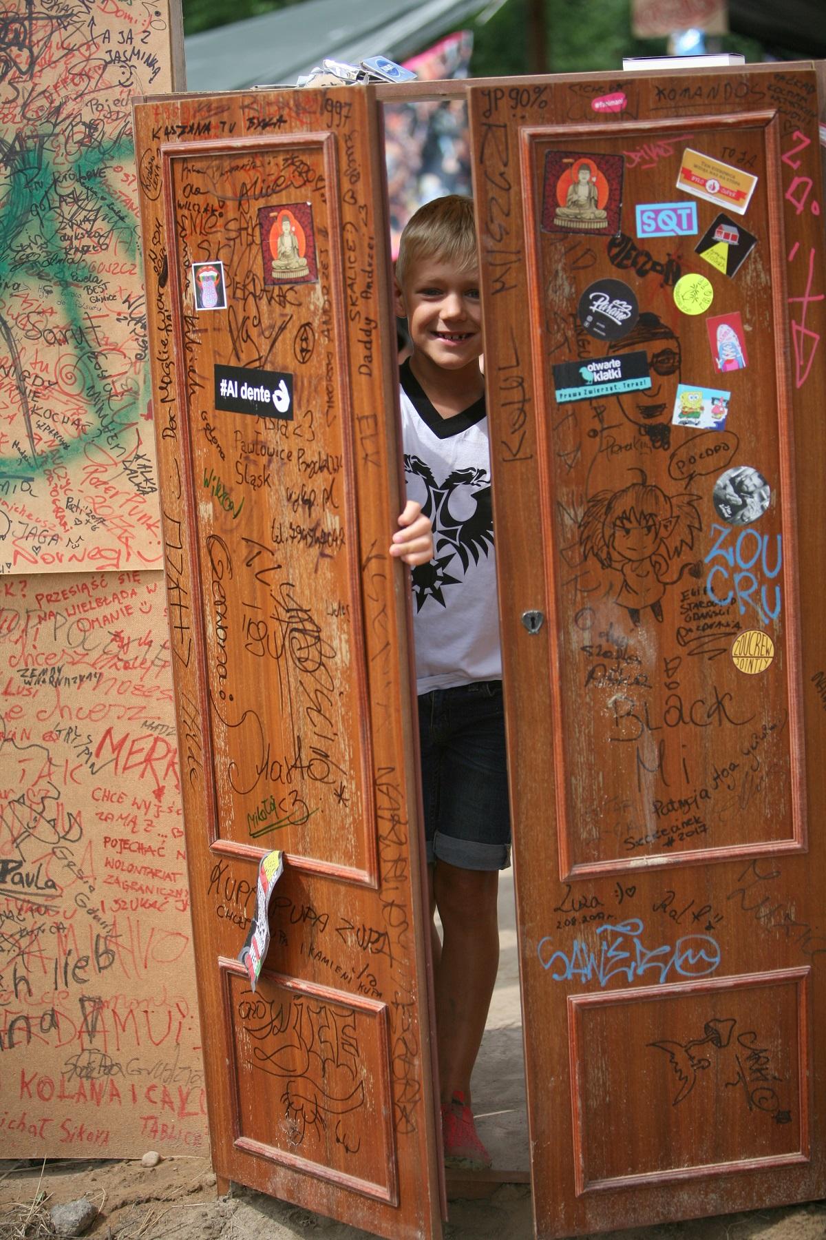 Woodstock z dziećmi 2017