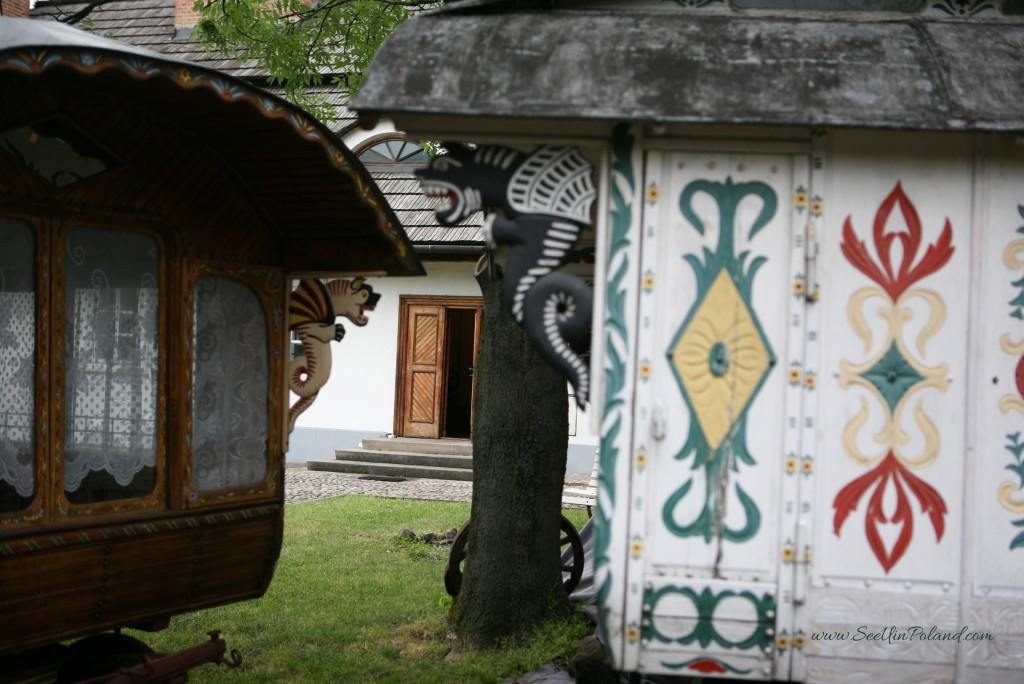 muzeum etnograficzne tarnów duchy